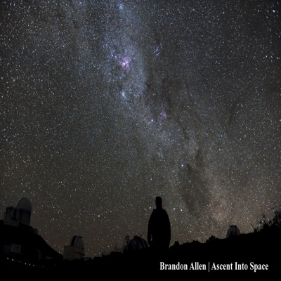 Ascent Into Space - EP - Brandon Allen album