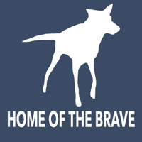 Podcast cover art for Home of the Brave