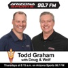 Todd Graham w/ Doug & Wolf  - Segments and Interviews