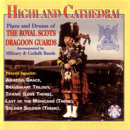 Amazing Grace The Royal Scots Dragoon Guards Zip