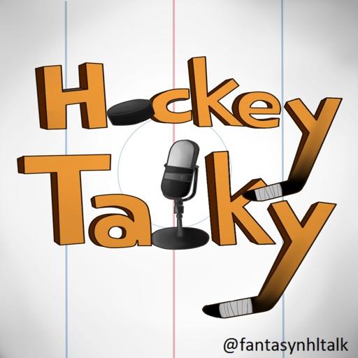 Cover image of Hockey Talky (NHL Fantasy)