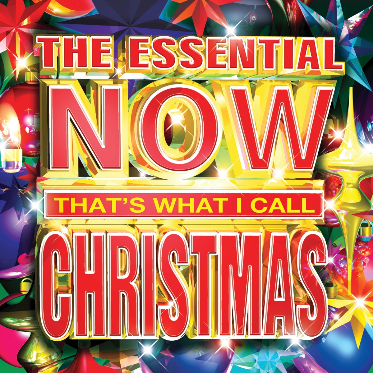 The Essential NOW Thats What I Call Christmas Various Artists CD cover