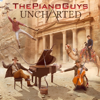 Uncharted - The Piano Guys album