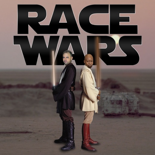 Cover image of Race Wars