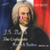 J.S. Bach: The Complete French Suites, BWV 812-817