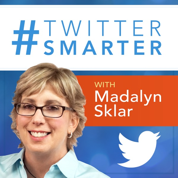 Podrover - Review of Twitter Smarter Podcast with Madalyn Sklar - The Best Twitter Tips from the Pros