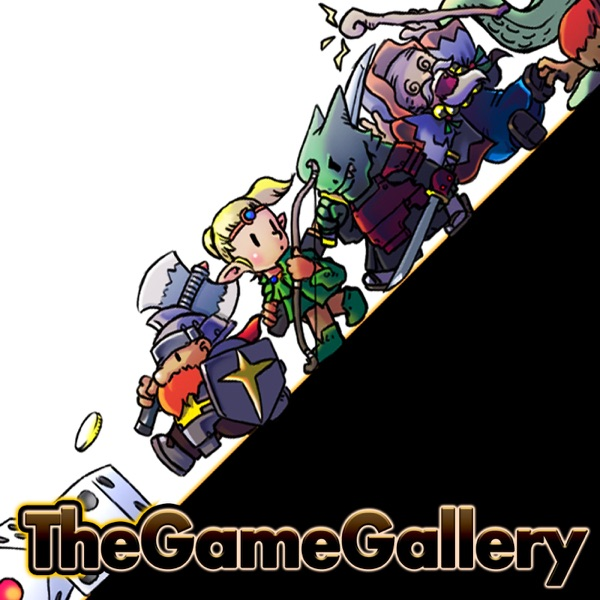 The Game Gallery Podcast