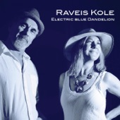 Raveis Kole - Electric Blue Dandelion