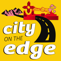 Podcast cover art for City on the Edge Podcast