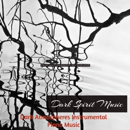 ‎Dark Spirit Music – Dark Atmospheres Instrumental Piano Music for Reading  Time in a Rainy Day by Dark Shades Ambient Soundscapes