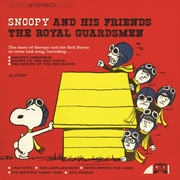 snoopy s christmas live single by the royal guardsmen on apple music