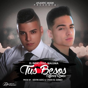 Tus Besos (Remix) [feat. Maluma] - Single Mp3 Download