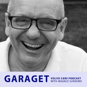 Garaget  International - A Podcast with Magnus Sundemo