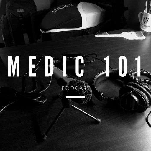 Cover image of Medic 101 Podcast