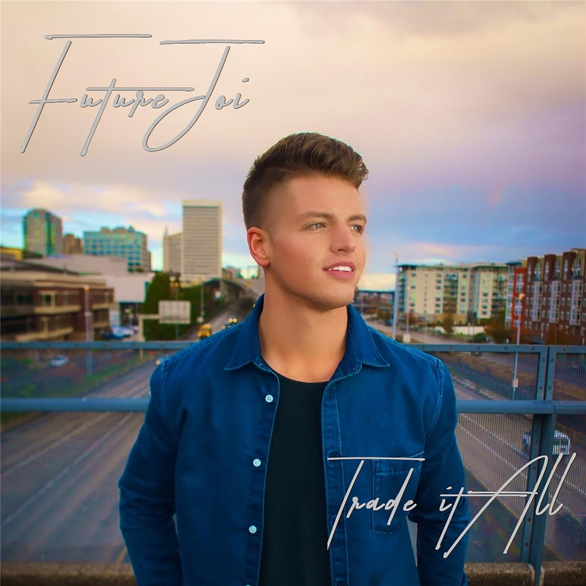 Trade It All - EP Future Joi CD cover