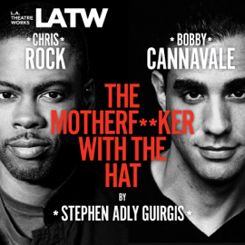 The Motherf--ker with the Hat audiobook