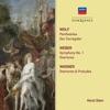 Wagner - Weber - Wolf: Orchestral Works ジャケット写真