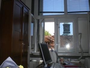 KARMEN SOTOŠEK ŠTULAR M.Sc., head of the Digital Library Department of the National and University Library / vodja službe za digitalno knjižnico v Narodni in univerzitetni knjižnici.