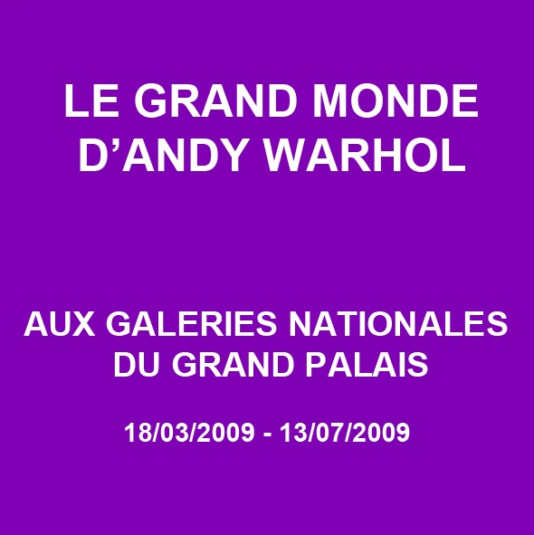 Warhol s wide world