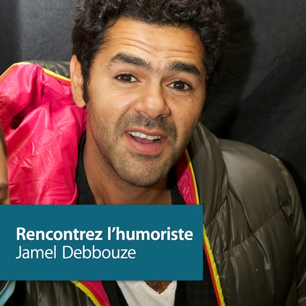 Jamel Debbouze: Rencontrez l'humoriste