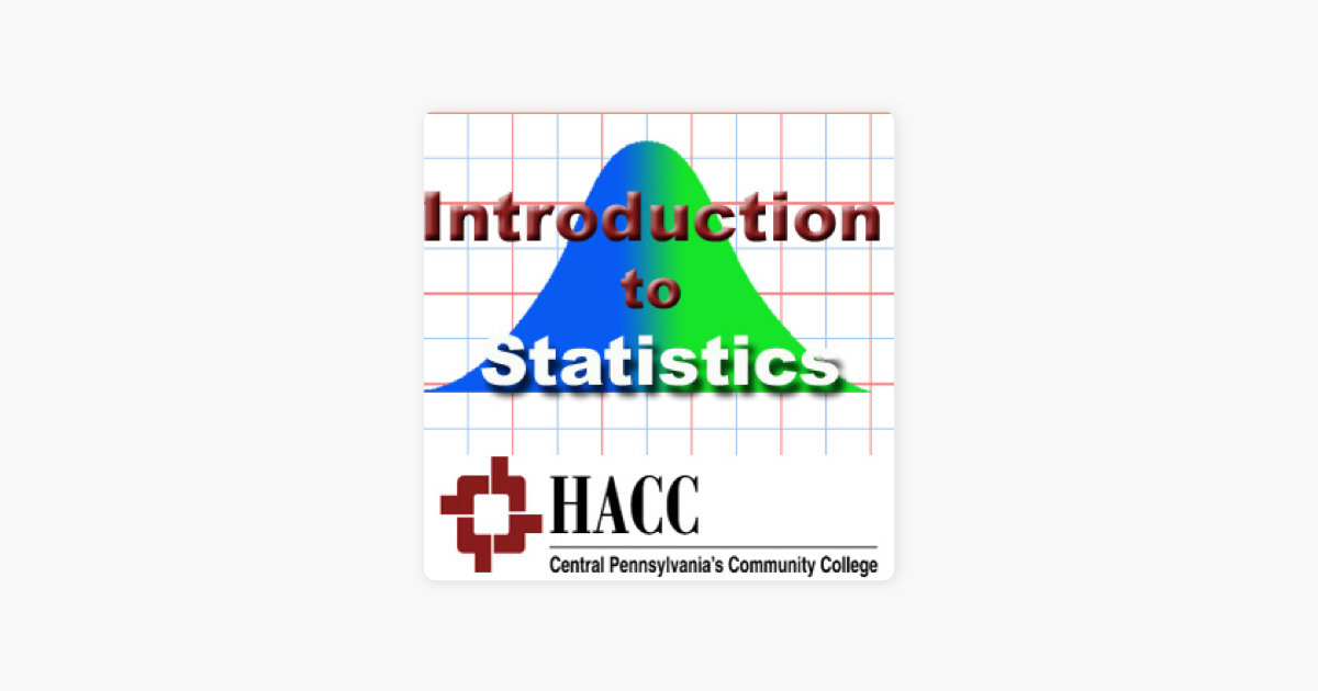 MATH 202: Introduction to Statistics - jr on Apple Podcasts