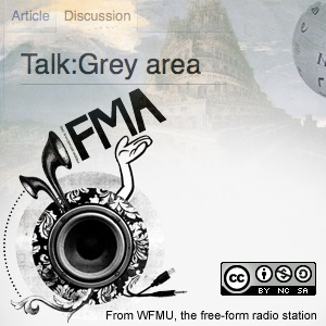 Free Music Archive presents Grey Area with Jason Sigal | WFMU:Jason Sigal and WFMU