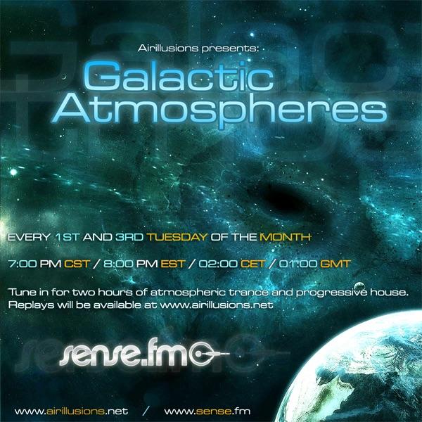Galactic Atmospheres
