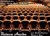 Butaca Ancha (Podcast) - www.poderato.com/butacaancha podcast