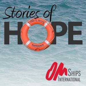 OM Ships :: Stories of Hope
