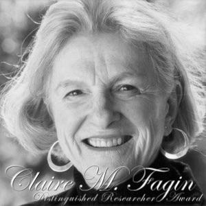 Penn Nursing: Claire M. Fagin Distinguished Researcher Awards