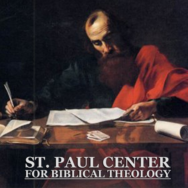St. Paul Center for Biblical Theology podcast show image