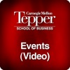 Events at the Tepper School of Business (Video)
