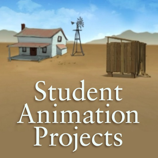 Student Animation Projects