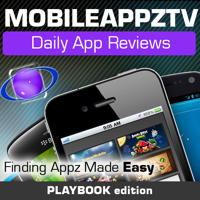 MobileAppzTV - Playbook Edition (HD) podcast