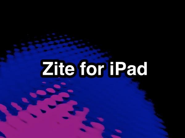 Zite for iPad