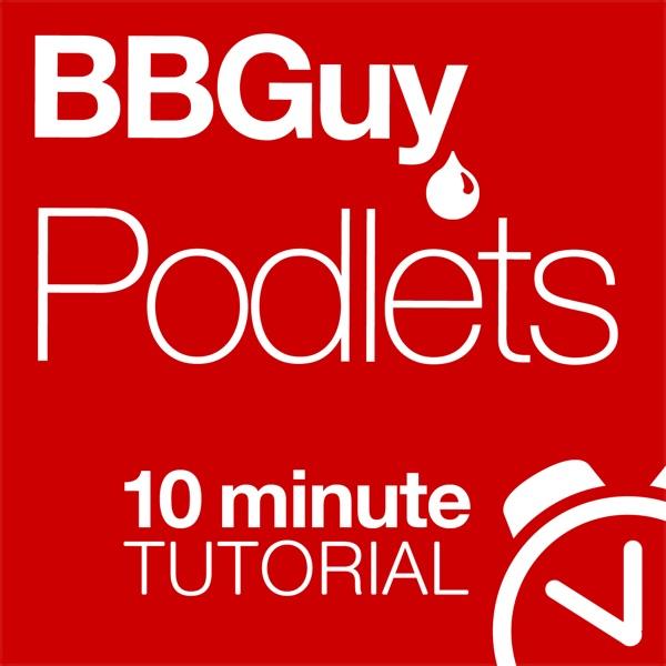 Blood Bank Guy Podlet Series