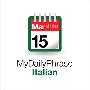 My Daily Phrase Italian