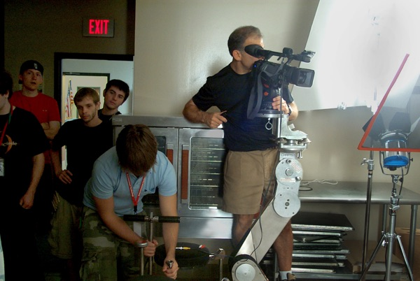 Television Production Technology - Advanced Video Projects