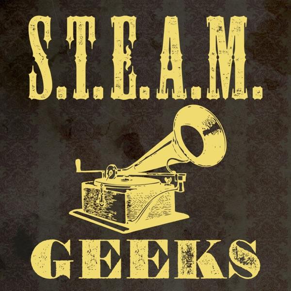 S.T.E.A.M.Geeks - The League of S.T.E.A.M.