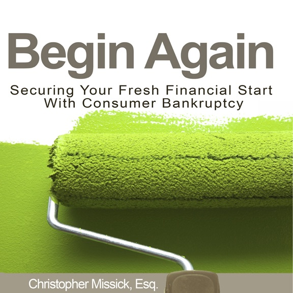 Begin Again With Bankruptcy