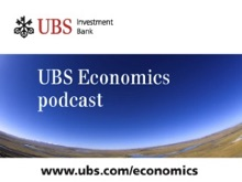 Cover image of UBS Economics Podcast