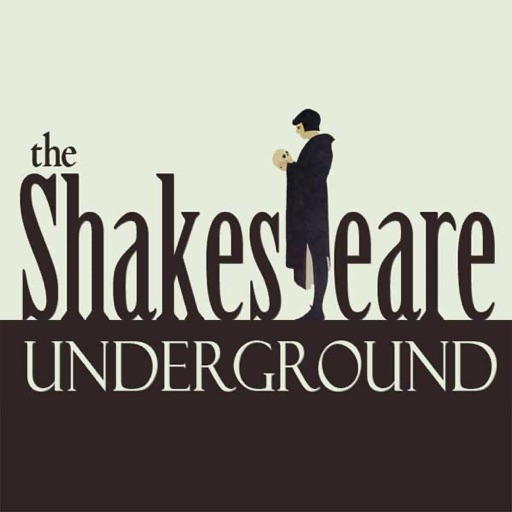 Cover image of The Shakespeare Underground