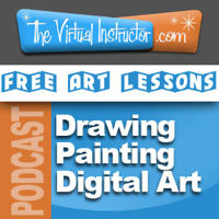 Drawing, Painting, and Digital Art Tutorials - TheVirtualInstructor.com podcast