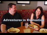 Adventures In Evaluation Podcast podcast