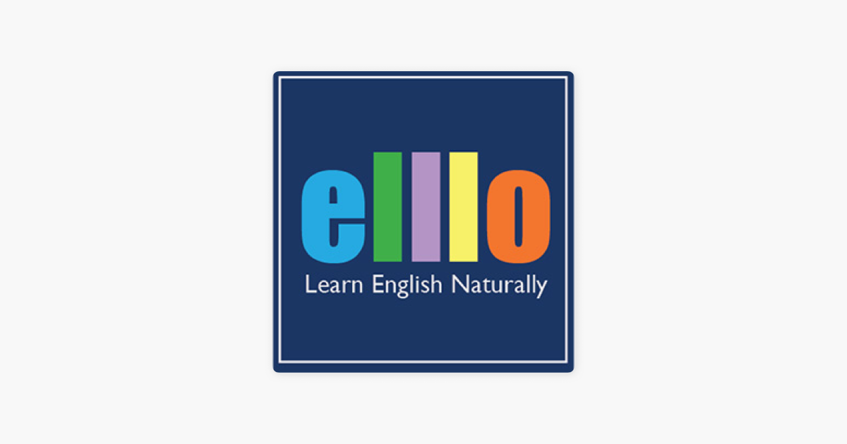 ELLLO Podcast on Apple Podcasts
