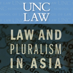 Law and Pluralism in Asia - Video