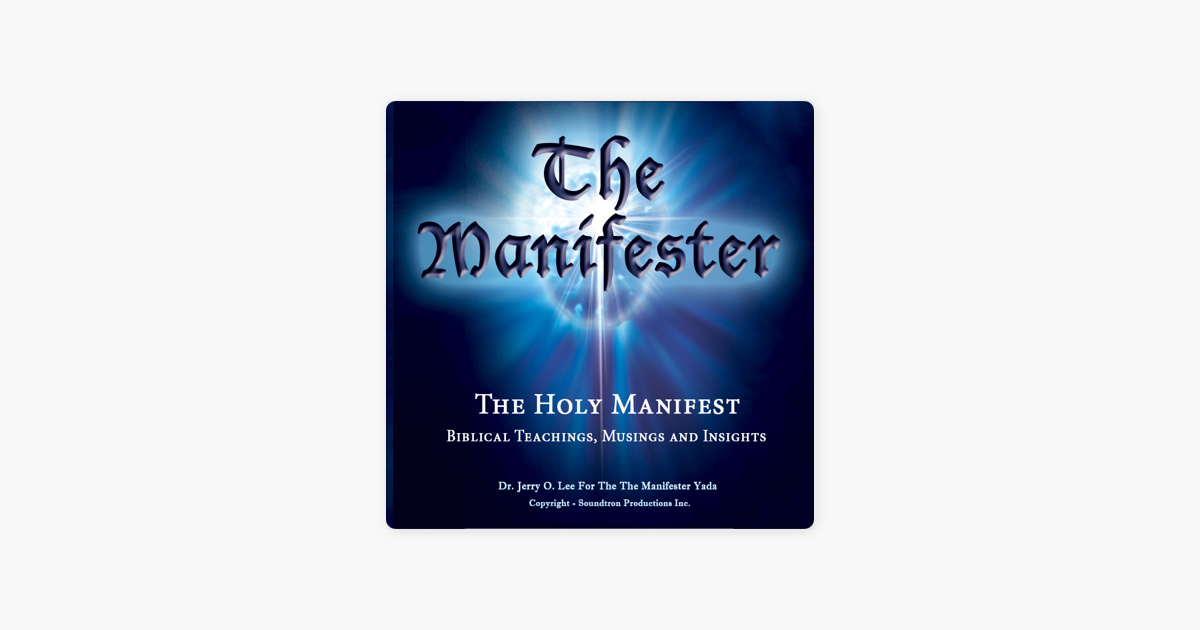 Peace Manifest Ministries - Audio on Apple Podcasts