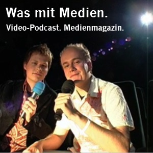 Was mit Medien. Video-Podcast.