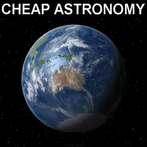 Cover image of Cheap Astronomy Podcasts