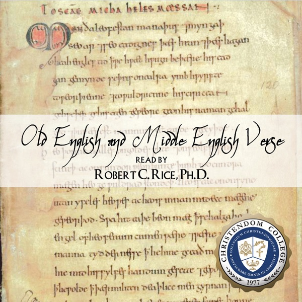 Old English and Middle English Verse
